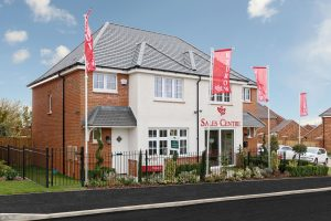 redrow profits tumbled but indicates strong demand building