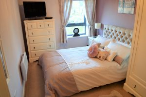 Property for sale in LS9 Bouverie Court Leeds bedroom