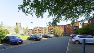 Property for sale in LS9 Bouverie Court Leeds parking