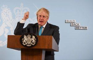 Generation Buy Boris announces 5% mortgage deposits plan PM throwing speech