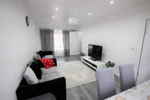 Property for sale in LS12 Heights Drive Leeds lounge