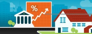Average mortgage fee reached highest level houses