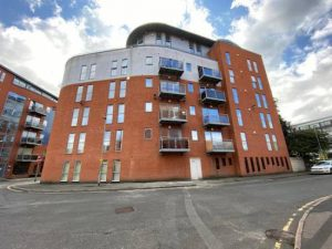 Property for sale in LS2 Ahlux Court Leeds exterior