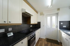 Property for rent in LS16: Holt Vale Leeds kitchen