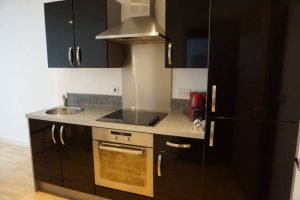 Apartment for rent in Leeds Echo Central LS9 kitchen